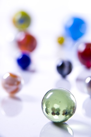 Marbles Stock Photo - 22031710