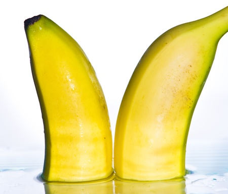 bannana: Banana Stock Photo