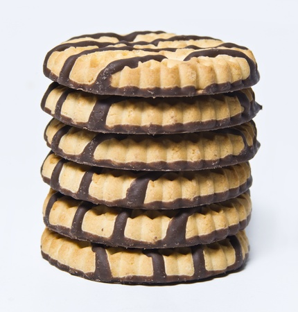 Cookies Reklamní fotografie