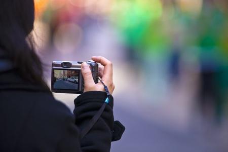 Camera Reklamní fotografie