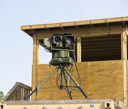 rangefinder: Military device