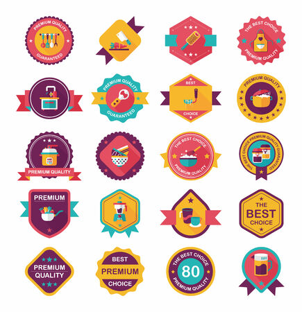 Kitchenware badge