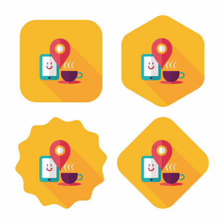 lliquid: flat, icon, shadow, vector, illustration, equipment, , cup, coffee, beverage, drink, mug, espresso, cappuccino, cafe, tea, hot, breakfast, liquid, caffeine, plate, lliquid, fragrant, coffee cup, coffee cup isolated, lifestyle, classic, coffeecup, like, ph
