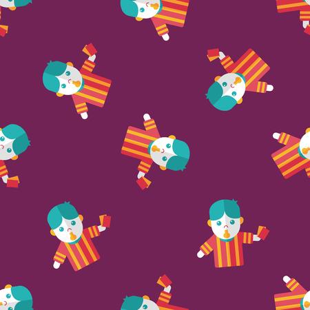 football judge: soccer referee flat icon Illustration