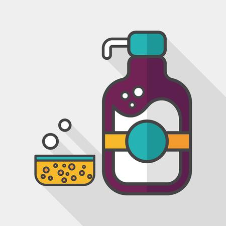 dish washing: