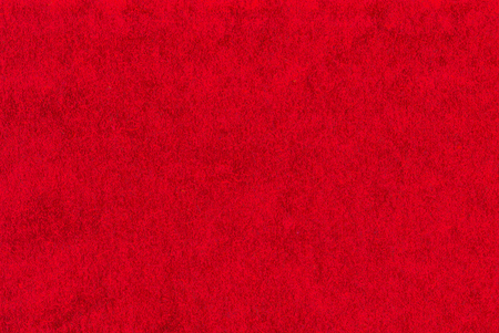 Red Paper Grain Texture Stock Photo