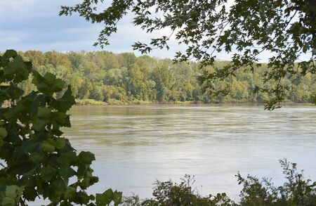 Missouri River Viewed From New Haven, MO