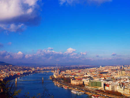 Budapest view photo