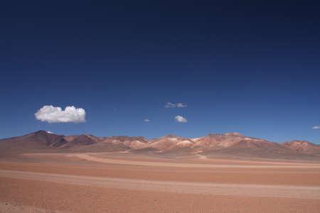 salvador dali: Salvador Dali Desert, Bolivia Stock Photo