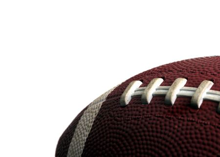 punt: Isolated Football