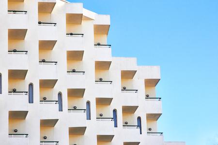 建築ディテール 写真素材