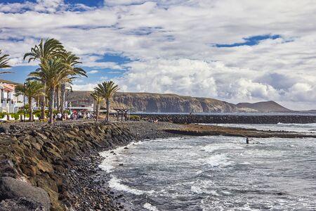 ラス ・ アメリカス国際空港、テネリフェ島、スペイン