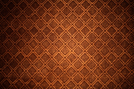 Classic old wallpaper, vintage grungy style background