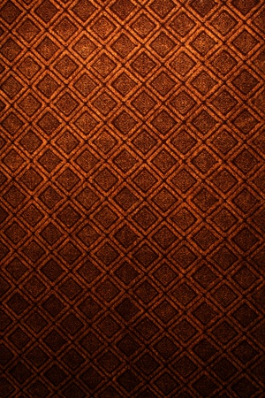 Classic old wallpaper, vintage grungy style background photo
