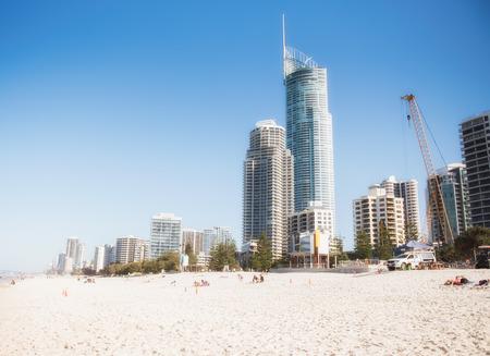 Brisbane Cityscape, Australia Editorial