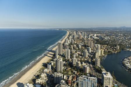 Brisbane Cityscape, Australia Stock Photo