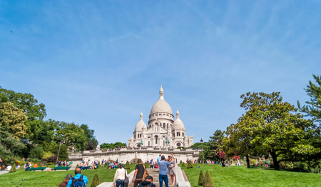 Sacred Heart Cathedral, Paris, France