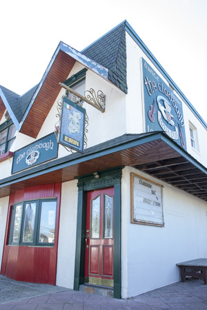 The Claddagh Irish Pub in the Highlands, New Jersey
