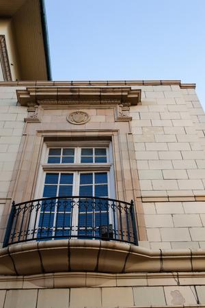 architectural details: Architectural details in Savannah, Georgia