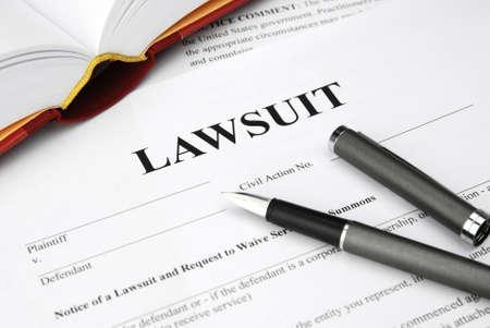 advocate: demanda con la forma de llenado y el libro