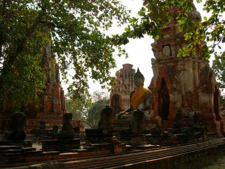 Ruins of Ayutthaya