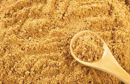 Grated raw unrefined cane sugar - Saccharum officinarum