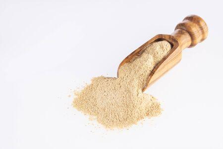Organic maca powder - Lepidium meyenii.