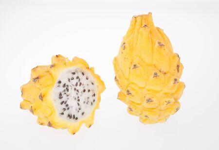 Yellow pitahaya or dragon fruit - Selenicereus megalanthus