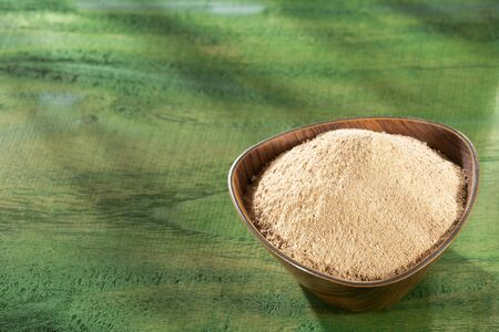 Dry Organic Maca Powder - Lepidium meyenii