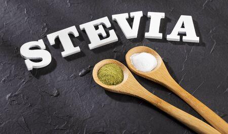 Stevia rebaudiana - Natural organic sweetener.