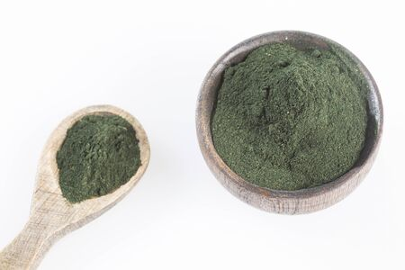 Spirulina superfood that offers more digestible proteins Reklamní fotografie