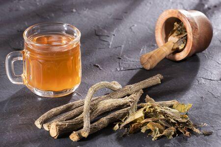 Valeriana officinalis - Valerian hot drink tea