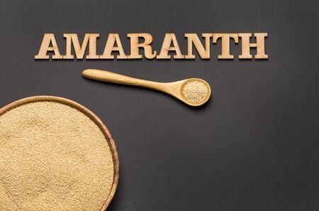 Amaranthus - Healthy amaranth grain