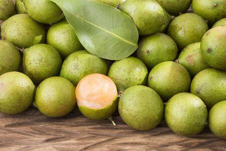 Melicoccus bijugatus - Mamoncillo delicious tropical fruit
