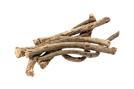Medicinal Valerian acts as a sedative agent, relaxing the nervous system - Valeriana officinalis