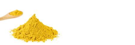 Yellow Curry Seasoning - Organic curry powder Zdjęcie Seryjne