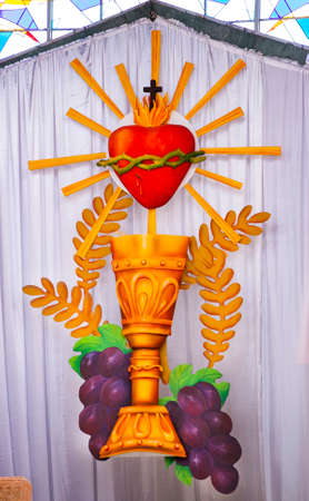 Image representing the Eucharist - Catholic Church
