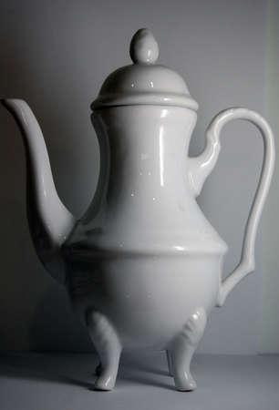 chinese tea pot: Cl�sico chino tetera