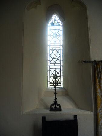 window church: antica chiesa finestra 3, antica chiesa finestra 3 Archivio Fotografico