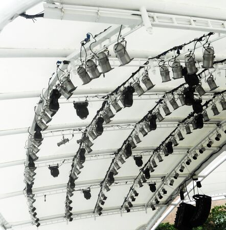 lighting: lighting rig
