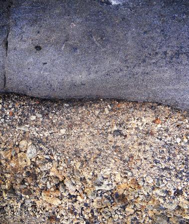 textures: Rock and sand textures