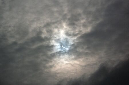 skyscapes: sunlight through clouds