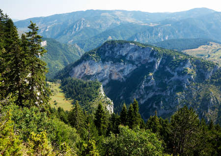 Scenery from the Rodopi mountains, Bulgaria