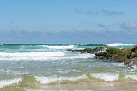 Lacanau, Atlantic Ocean, France Banque d'images - 103503267