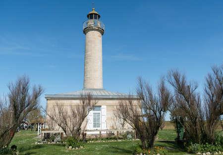 Medoc, in France: Richard Lighthouse, Gironde estuary