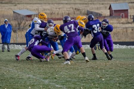 offensive: Elbert, CO- November 5, 2011: Elbert High School vs Dove Creek High Schoo Editorial