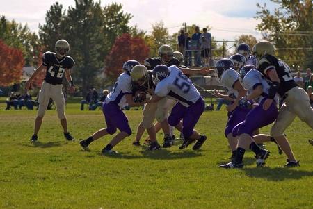 2010 년 10 월 23 일, Northglenn 축구 게임 : Elbert High School 대 Rocky Mountain Lutheran 고등학교