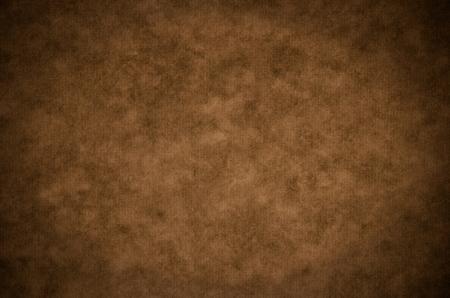 caoba: Classic marrón pictórica textura o el fondo con sutiles viñeta y el centro más claro