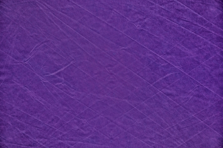 grunge textures: Dark purple background from balloon canvas with prominent creases for texture  Stock Photo