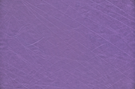 grunge textures: Purple background from balloon canvas with prominent creases for texture  Stock Photo